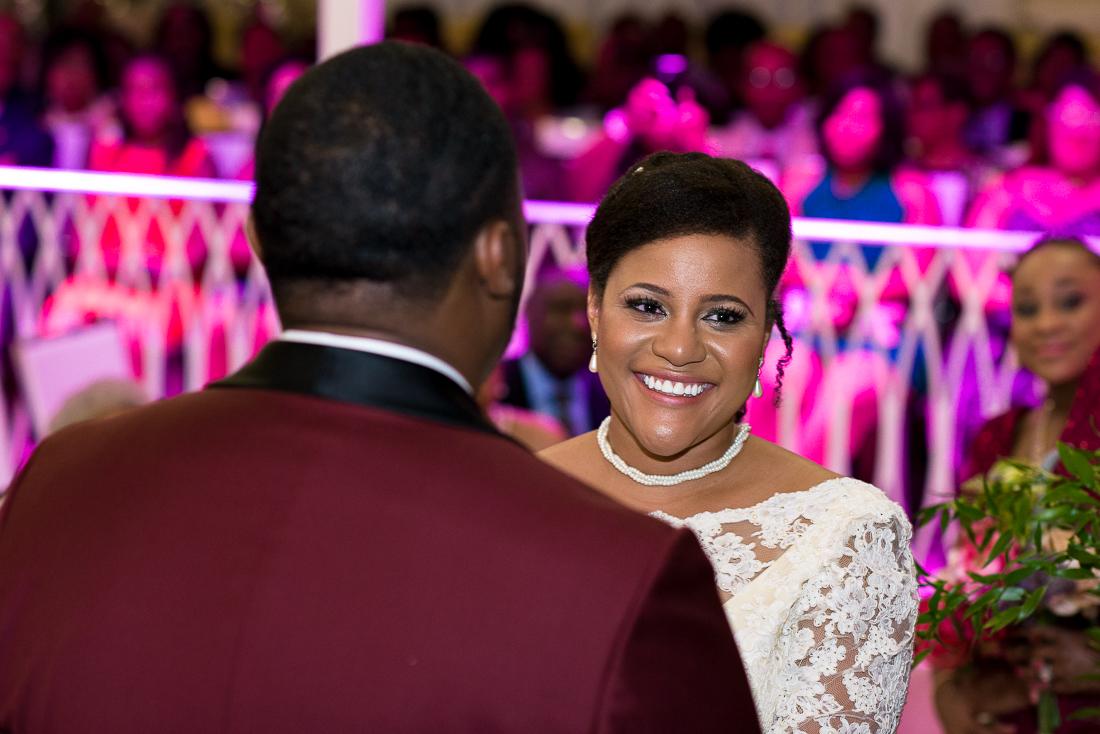 Black African American Wedding by austin texas photographers
