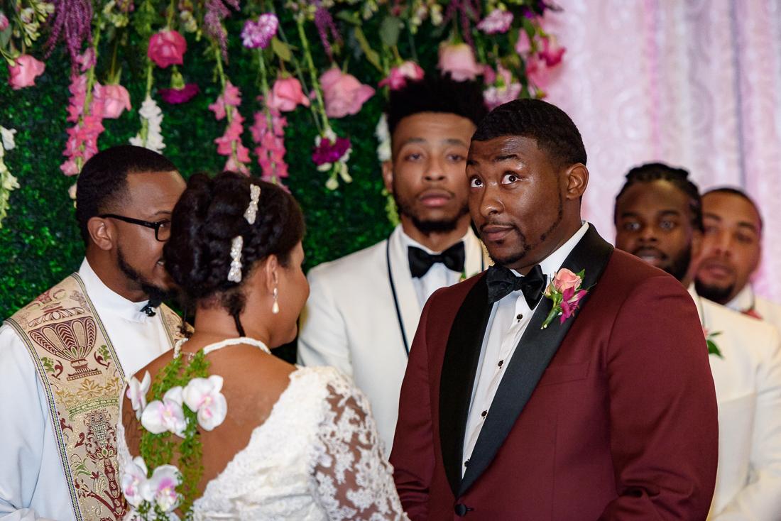 Austin Wedding Photographers African American black wedding