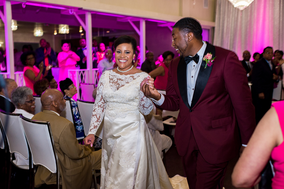 African american black bride wedding by austin photographers
