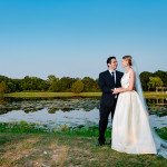 Austin wedding photographers bride and groom portraits