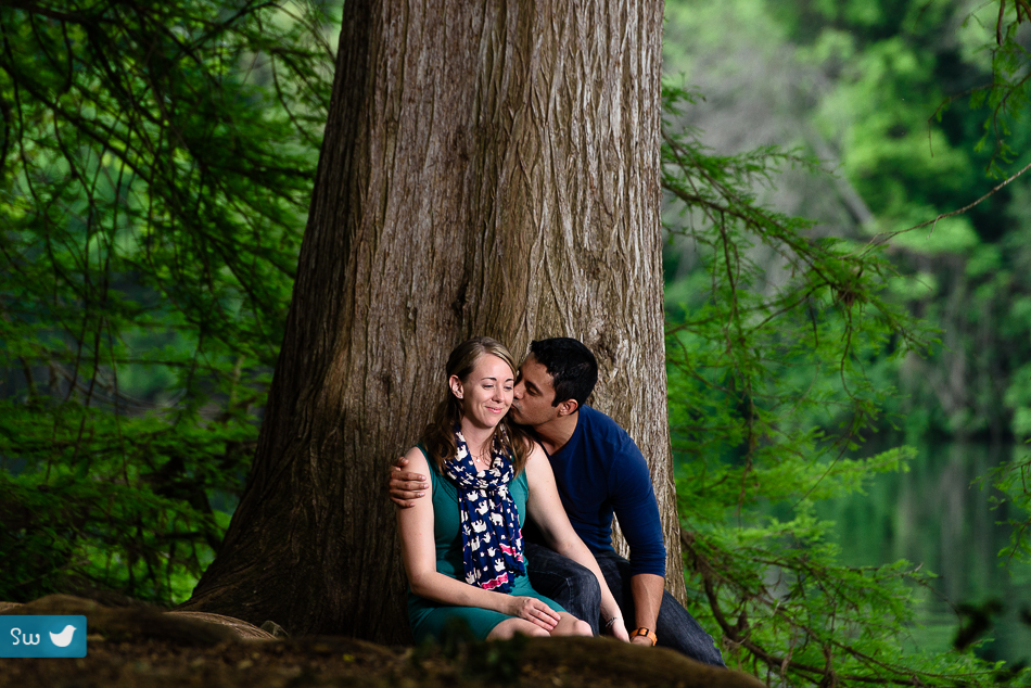 Red Bud Isle Engagement Photos by Austin Wedding Photographer