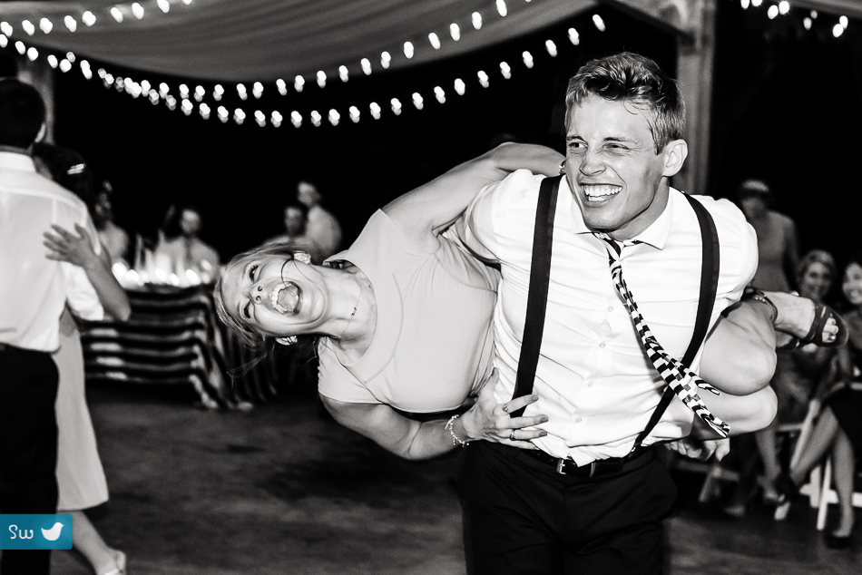 awesome dance moves by austin wedding photographer