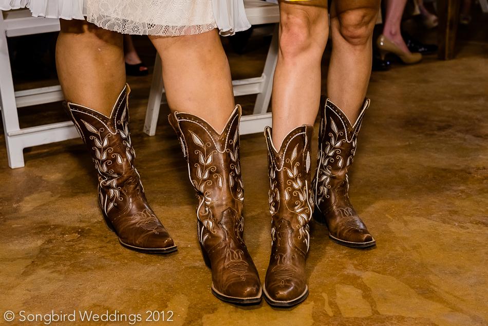 Wedding Photos by Songbird Weddings.