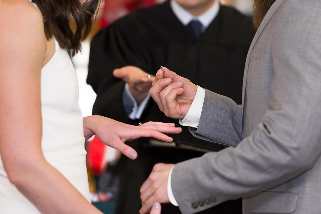 courthouse-ceremony-bride-texas-rings-Austin-wedding-photographers