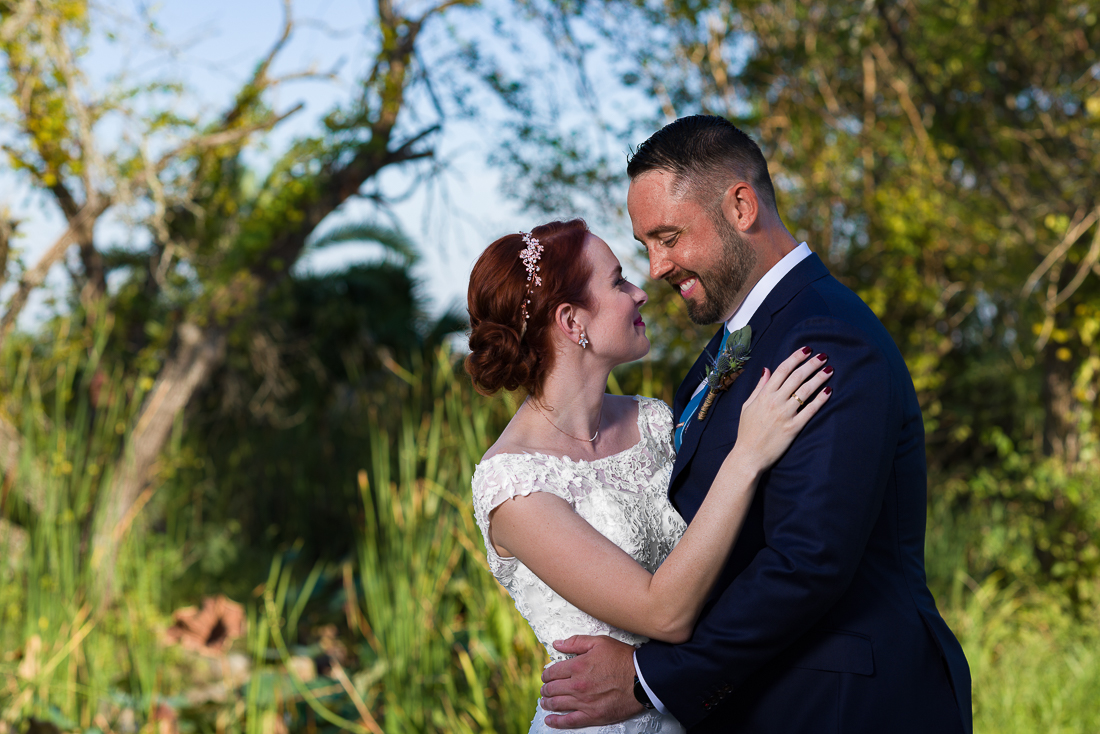 Le San Michele outdoor portrait by austin wedding photographers