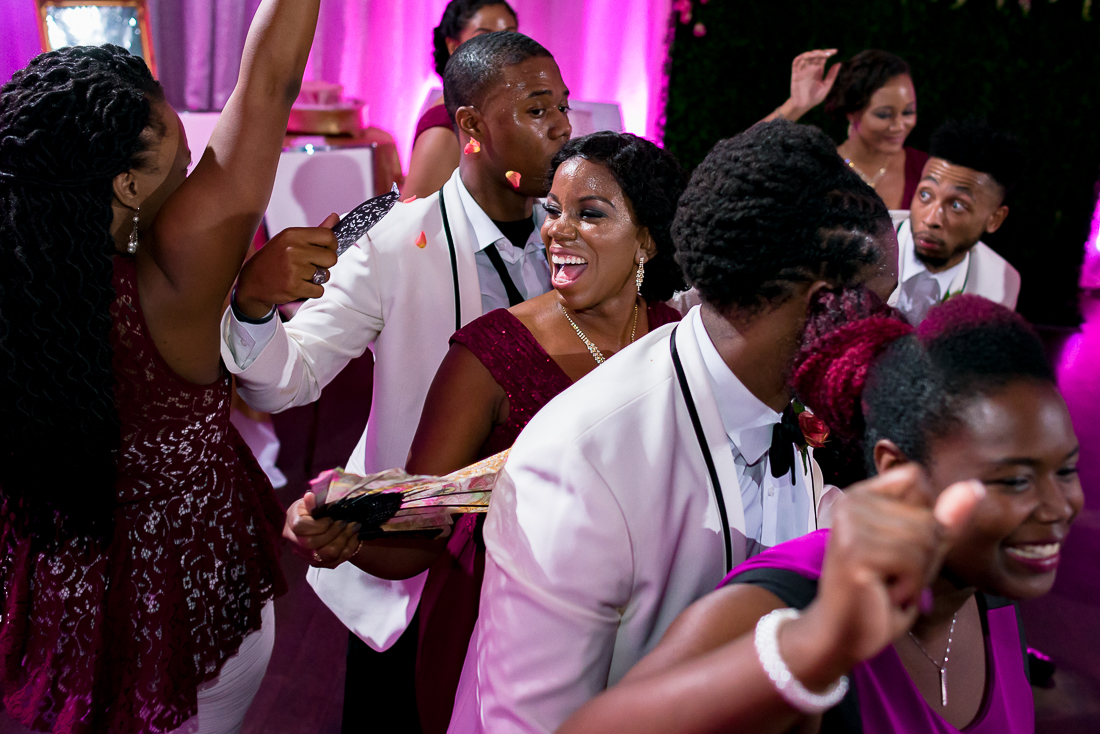 Reception dancing by austin wedding photographers in texas Sterling Events