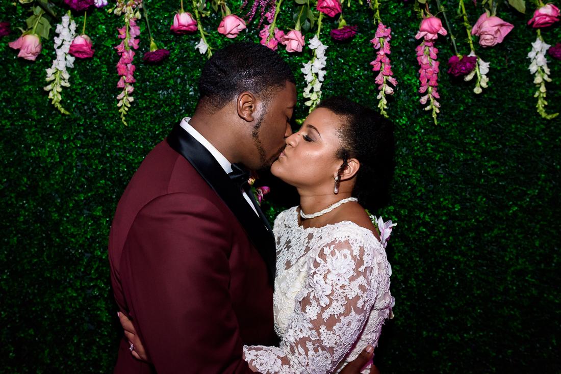 Reception african american wedding in texas by austin wedding photographers